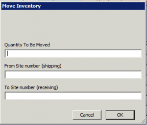 Move Inventory